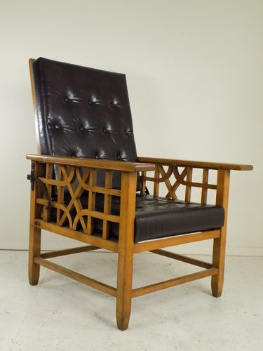 Bauhaus lounge chair from bauhochschule weimar 1920s for for Bauhaus chaise lounge