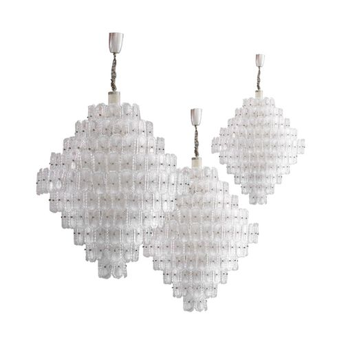 Italienische kristall lampe 1960er bei pamono kaufen for Kristall lampe