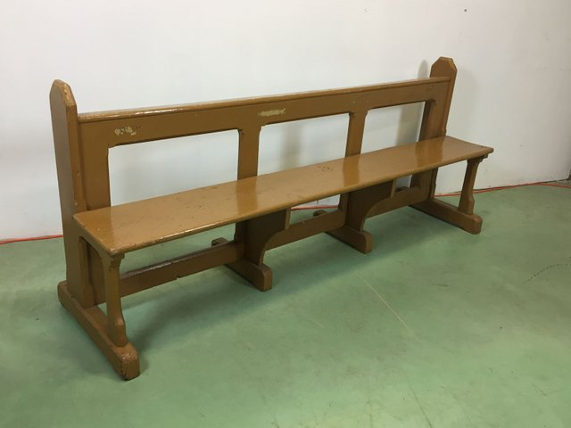 Church Bench 1930s For Sale At Pamono
