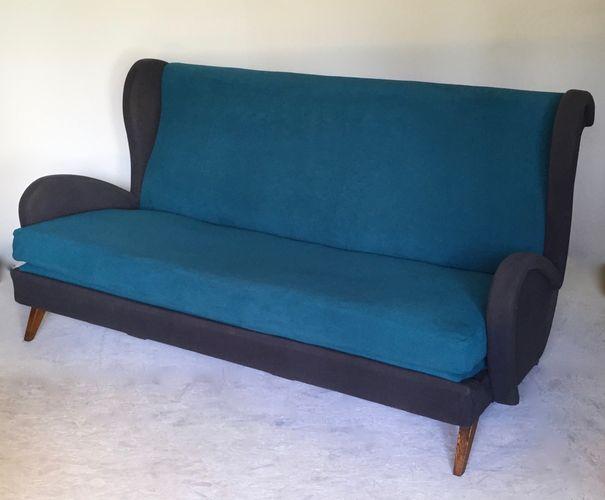 italienisches sofa 1960er bei pamono kaufen. Black Bedroom Furniture Sets. Home Design Ideas