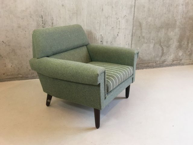 Danish Green Armchair, 1970s For Sale At Pamono Part 94