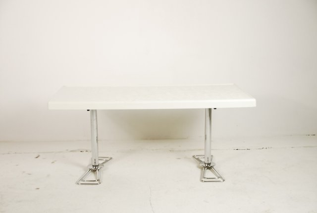 Futuristic Coffee Table 1980s For Sale At Pamono