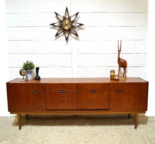 Corinthian long sideboard from nathan furniture for sale for Long couches for sale