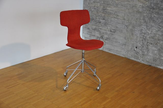 Grand prix chair by arne jacobsen for fritz hansen for sale at pamono - Chaise grand prix jacobsen ...