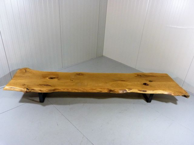 large tree trunk coffee table for sale at pamono