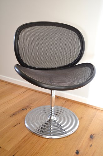 Vintage OLine Side Chair by Herbert Ohl for Wilkhan Möbel  -> Vintage Möbel Rosenheim