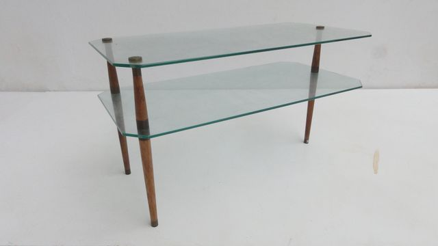 50s retro console table - photo #48