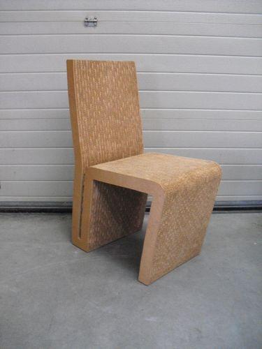 Chaise D 39 Appoint Par Frank Gehry Pour Vitra En Vente Sur