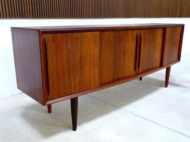 d nisches vintage palisander sideboard bei pamono kaufen. Black Bedroom Furniture Sets. Home Design Ideas