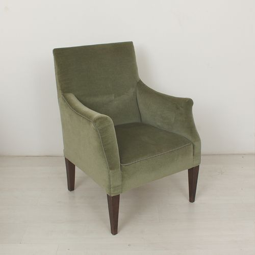 antiker sessel 1920er bei pamono kaufen. Black Bedroom Furniture Sets. Home Design Ideas