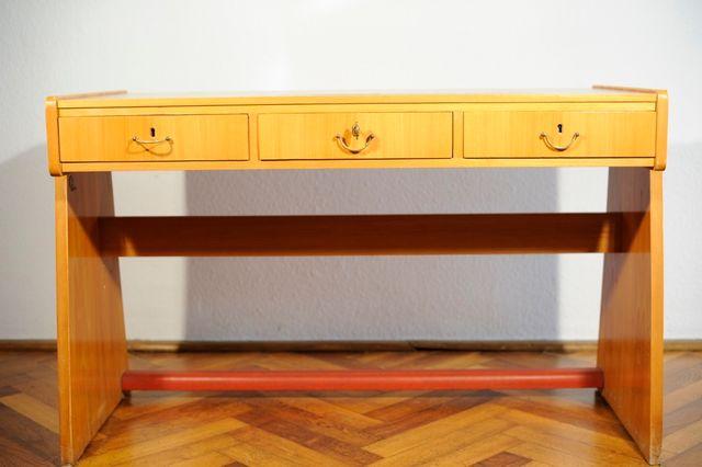 vintage bauhaus schreibtisch 1940er bei pamono kaufen. Black Bedroom Furniture Sets. Home Design Ideas