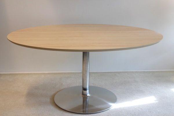 circle 3 esstisch von pierre paulin f r artifort bei pamono kaufen. Black Bedroom Furniture Sets. Home Design Ideas