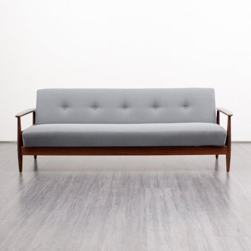 Vintage sofa bed 1950s for sale at pamono for Sofa bed 50s