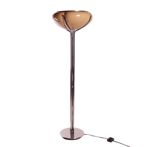Vintage Quadrifoglio Stehlampe von Gae Aulenti für Harvey  ~ Geschirr Quadrifoglio