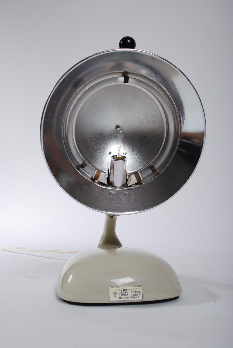 Lampada da tavolo da ospedale vintage anni 39 50 in vendita - Lampada da tavolo vintage ...