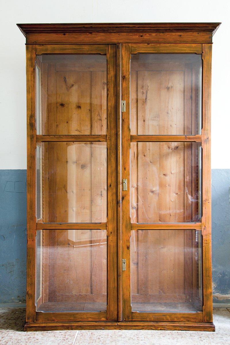 Industrielle vitrine bei pamono kaufen for Vitrine industrielle