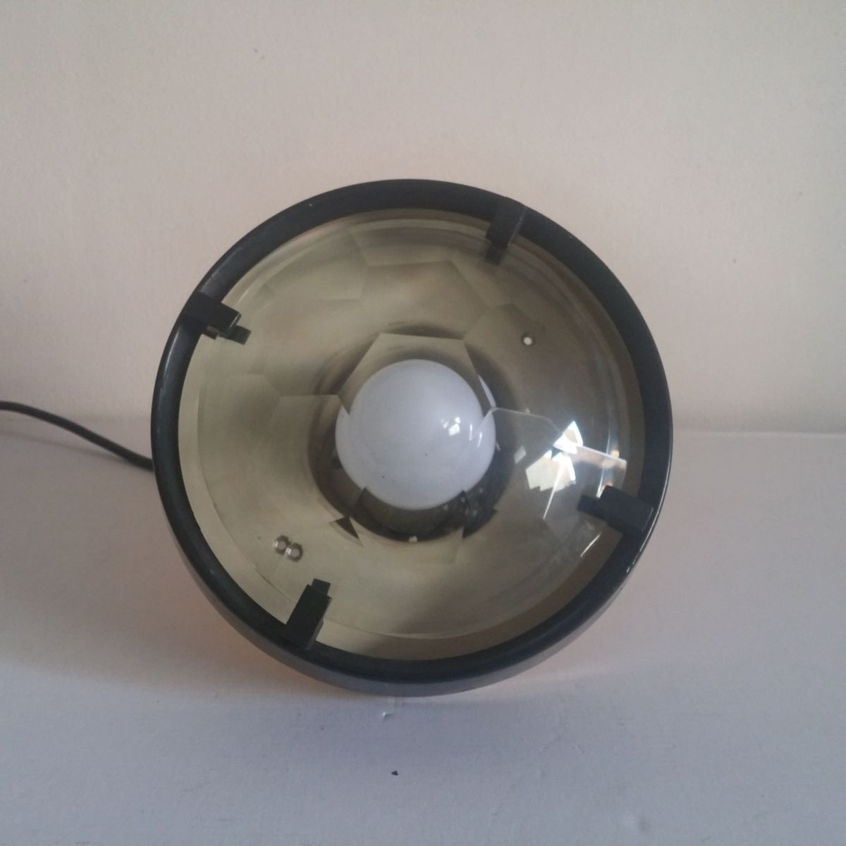 Mid century ceiling lamp from greco for sale at pamono for Mid century ceiling lamp