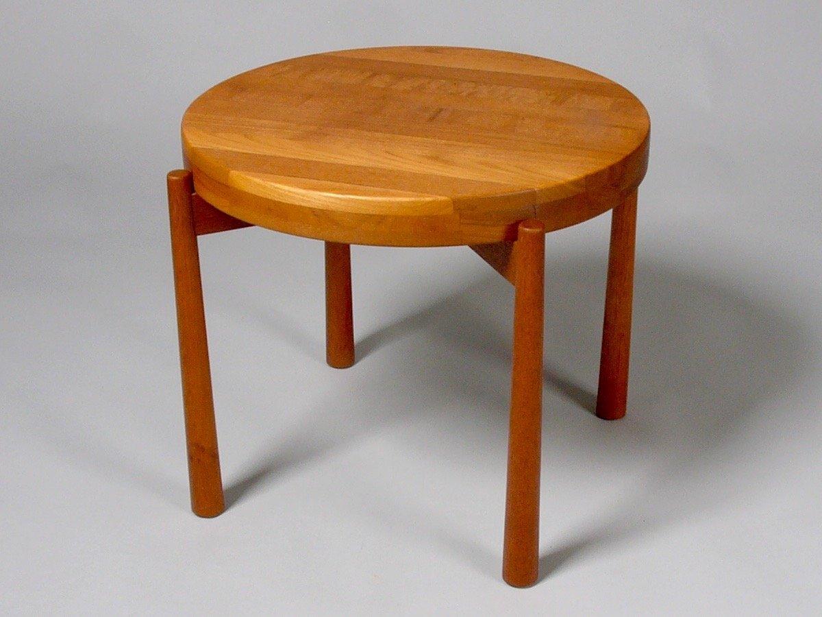 burma teak side table by jens harald quistgaard for sale at pamono - burma teak side table by jens harald quistgaard