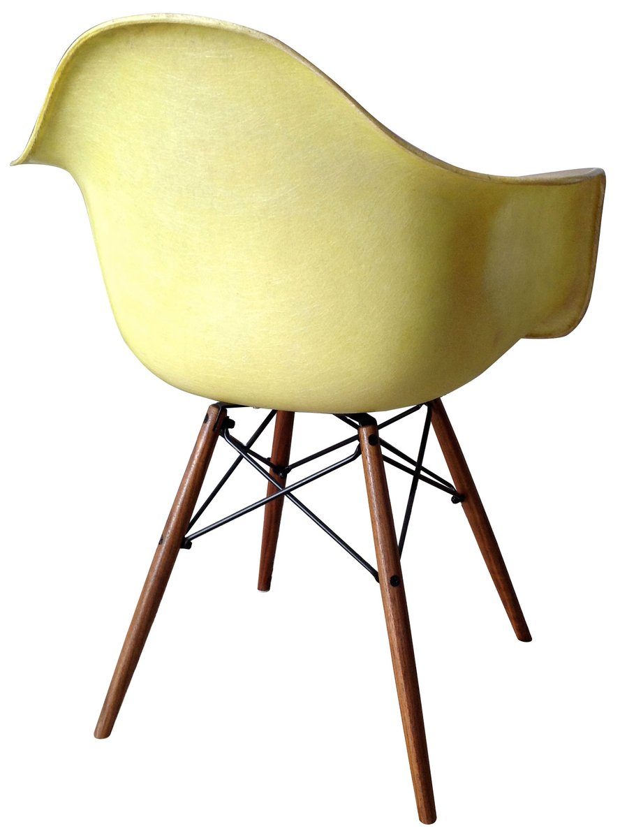 DAX Chair By Charles And Ray Eames For Zenith 1950 For