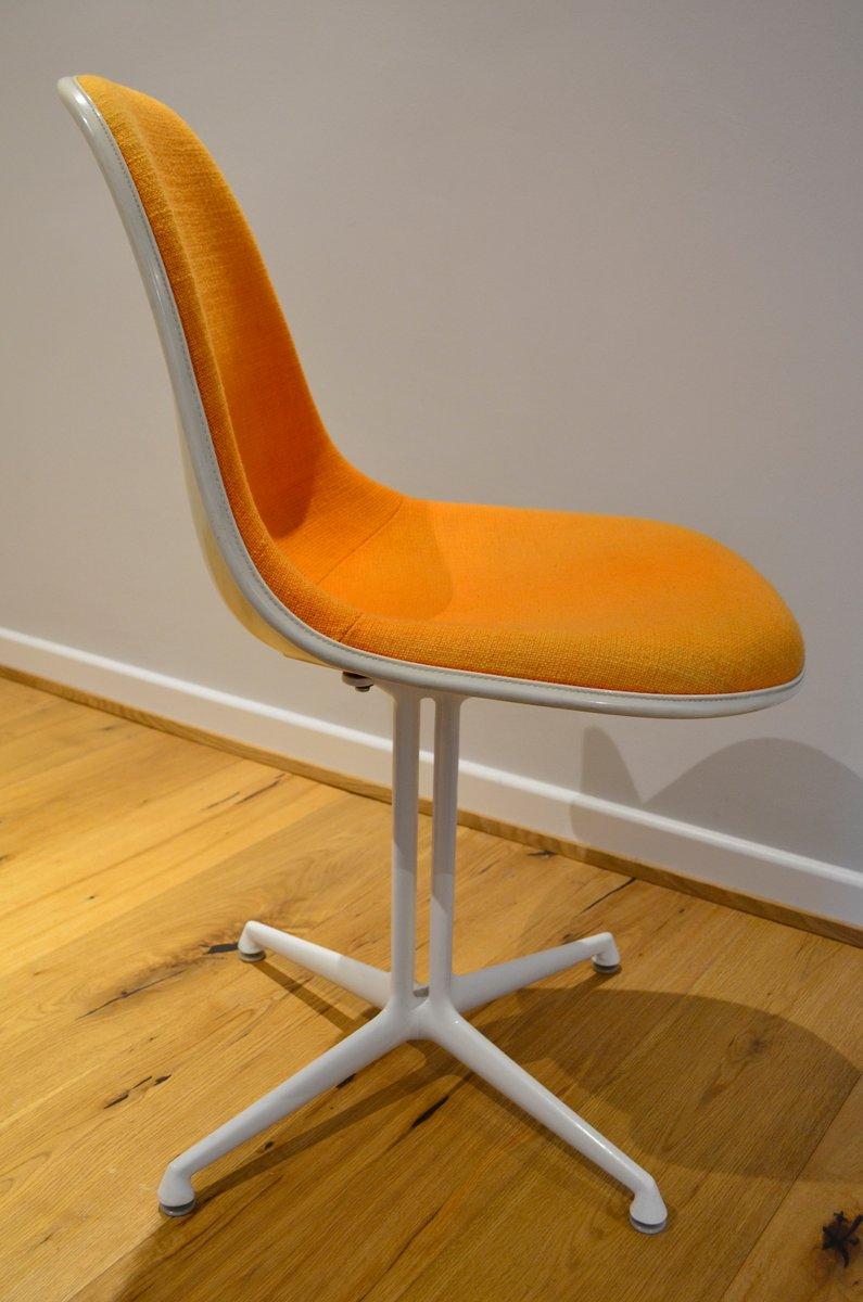 chaise la fonda par charles et ray eames pour herman miller vitra en vente sur pamono. Black Bedroom Furniture Sets. Home Design Ideas