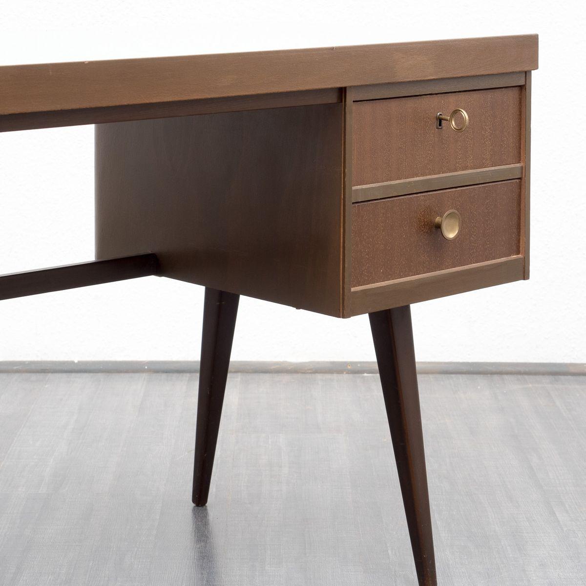 vintage schreibtisch von eka werk bei pamono kaufen. Black Bedroom Furniture Sets. Home Design Ideas