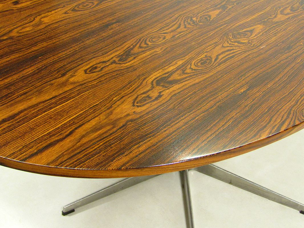 Rosewood Superellipse Dining Table by Piet Hein amp Arne  : rosewood superellipse dining table by piet hein arne jacobsen 9 from www.pamono.com size 1066 x 800 jpeg 1122kB