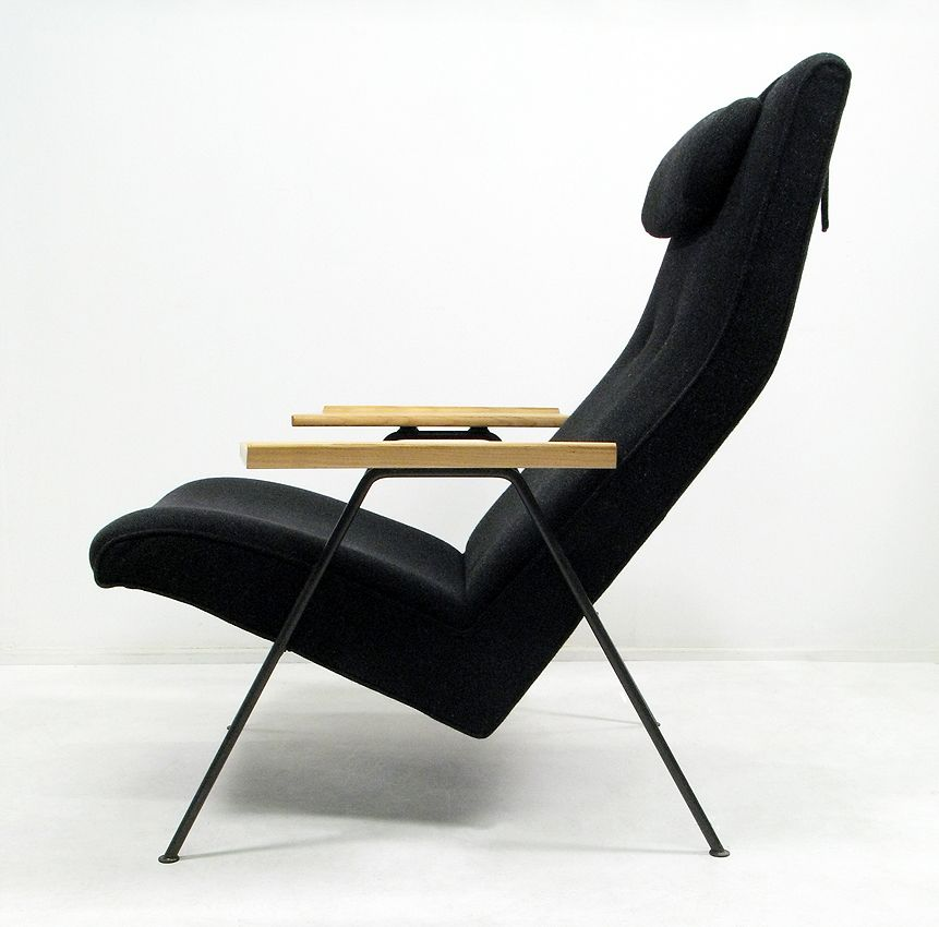 Modernist Reclining Chair By Robin Day For Hilfe 1950s For Sale At Pamono