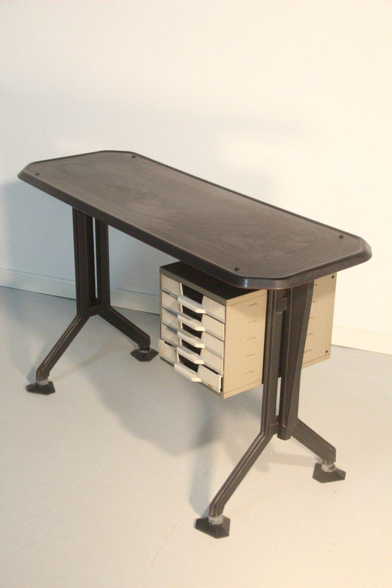 Mini Bureau par BBPR pour Olivetti Synthesis 1960 en vente sur Pamono