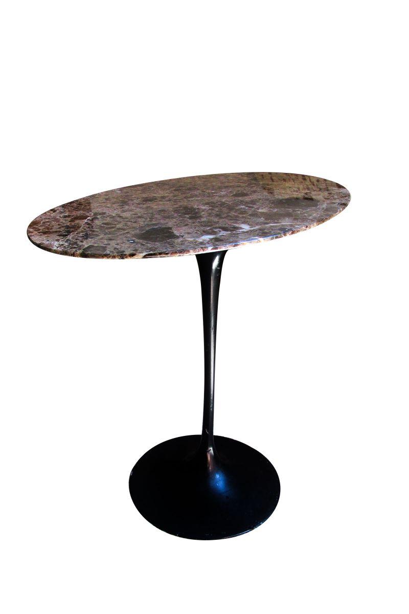 Eero Saarinen Tulip Table Oval Pictures To Pin On Pinterest Eero Saarinen  For Knoll Oval Dining