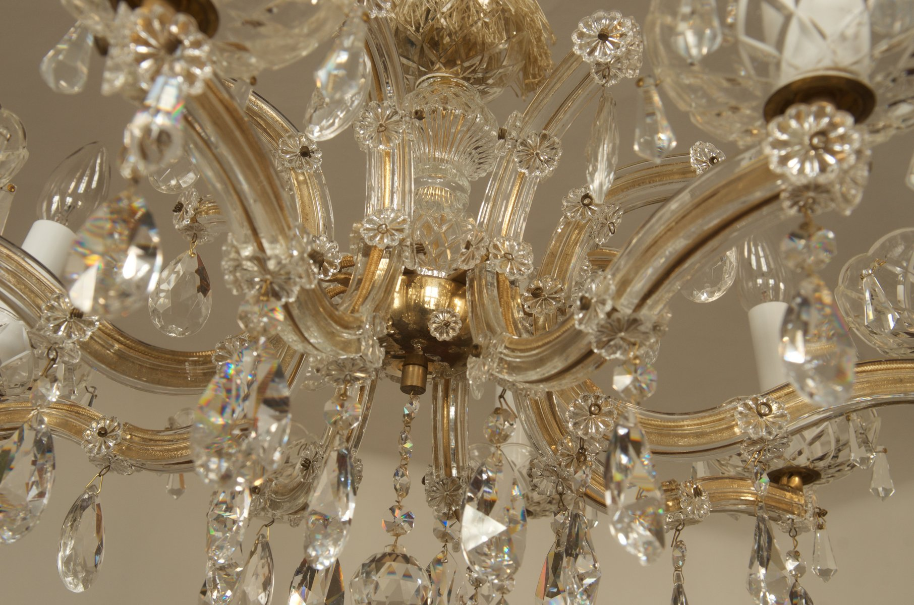 Austrian Crystal Chandelier Lighting Musethecollective