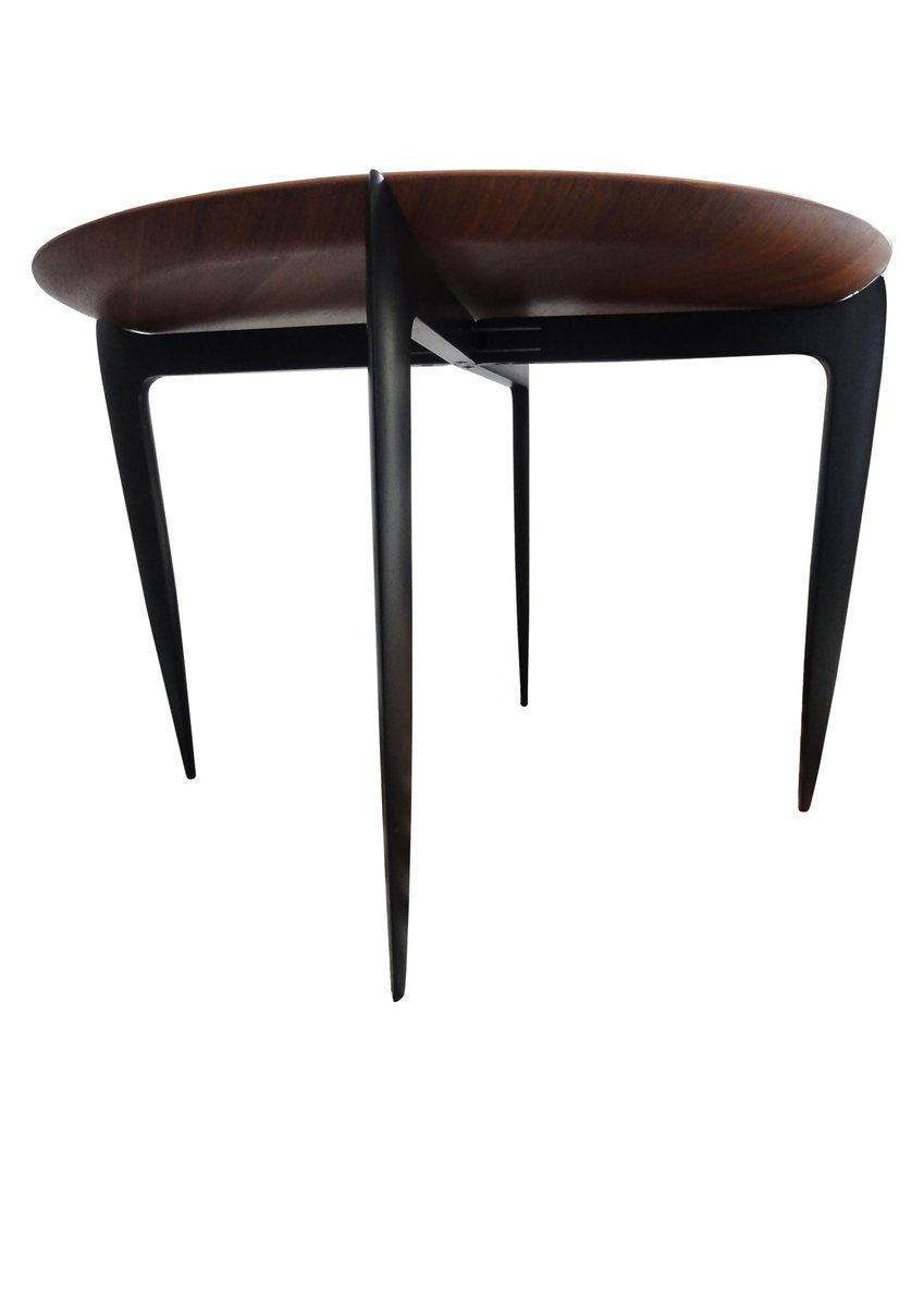 Teak Folding Table By Engholm U0026 Willumsen For Fritz Hansen, 1958