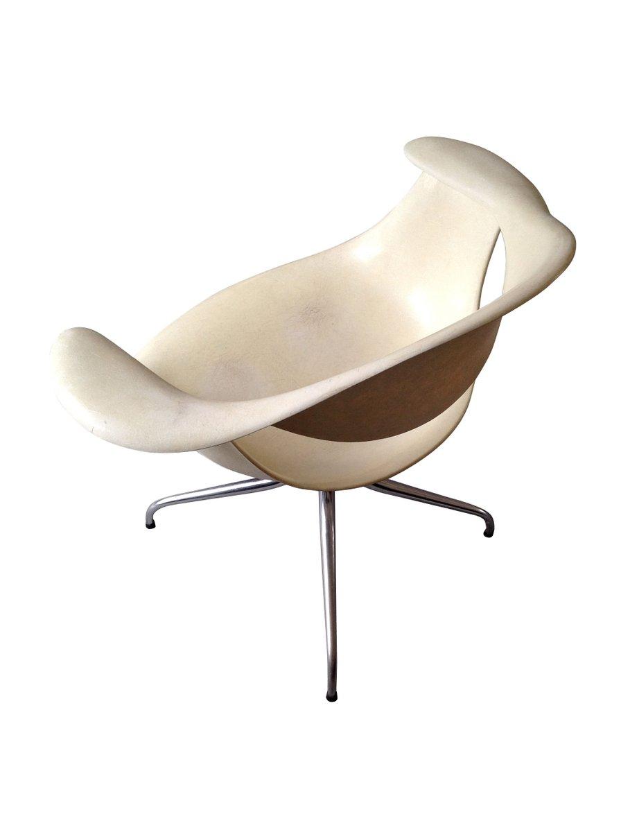 daf stuhl von charles pollock f r herman miller bei pamono. Black Bedroom Furniture Sets. Home Design Ideas