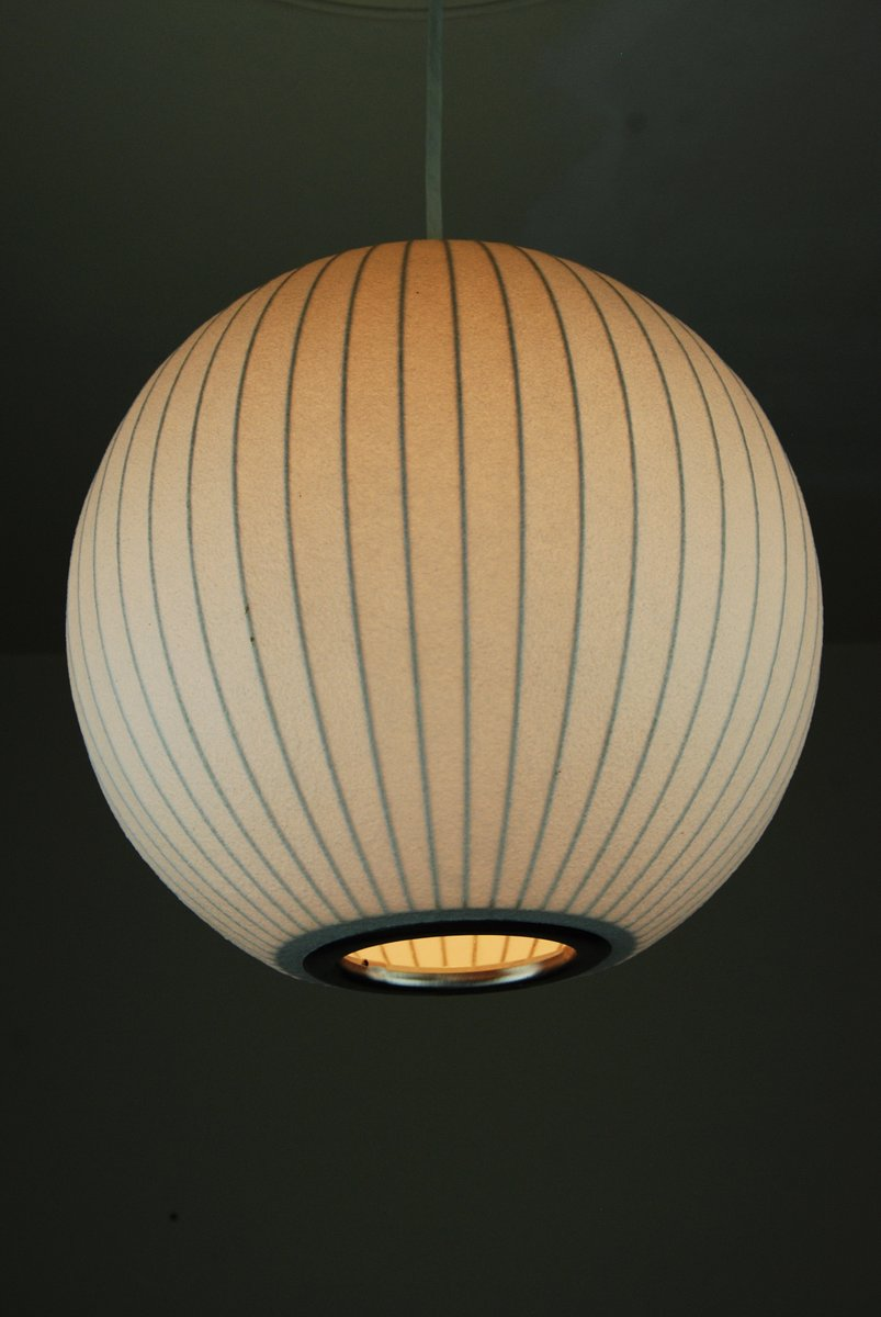 Ball lamp by george nelson for modernica for sale at pamono price per piece aloadofball Gallery