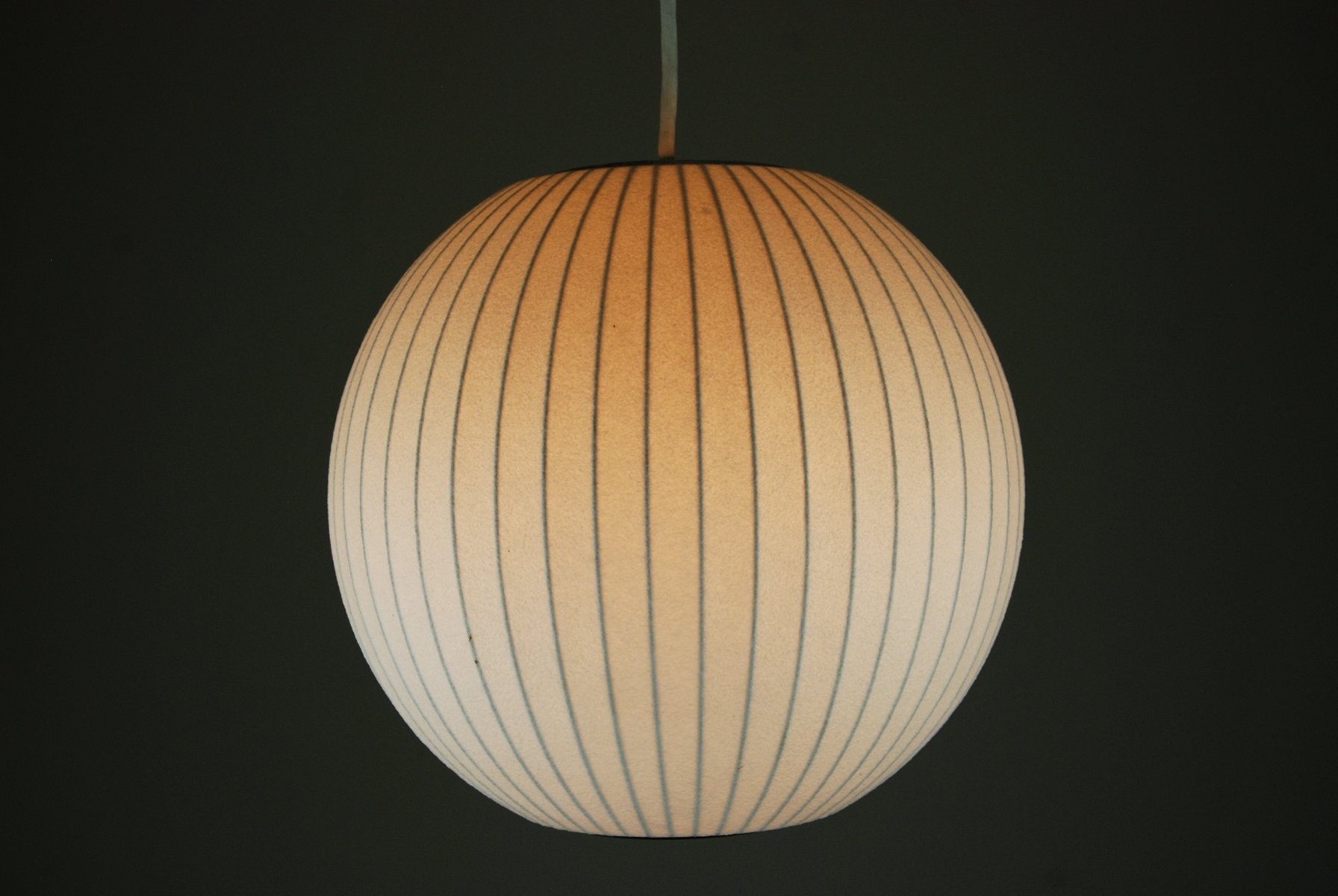 george nelson lighting. Ball Lamp By George Nelson For Modernica Lighting