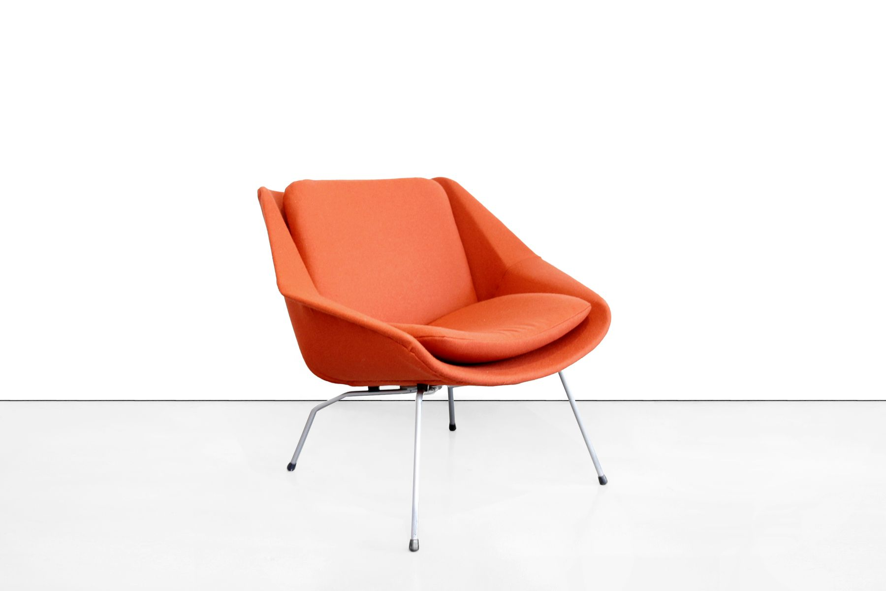 Model fm04 dutch lounge chair by cees braakman for pastoe 1959 for sale at pamono - Originele eames fauteuil ...