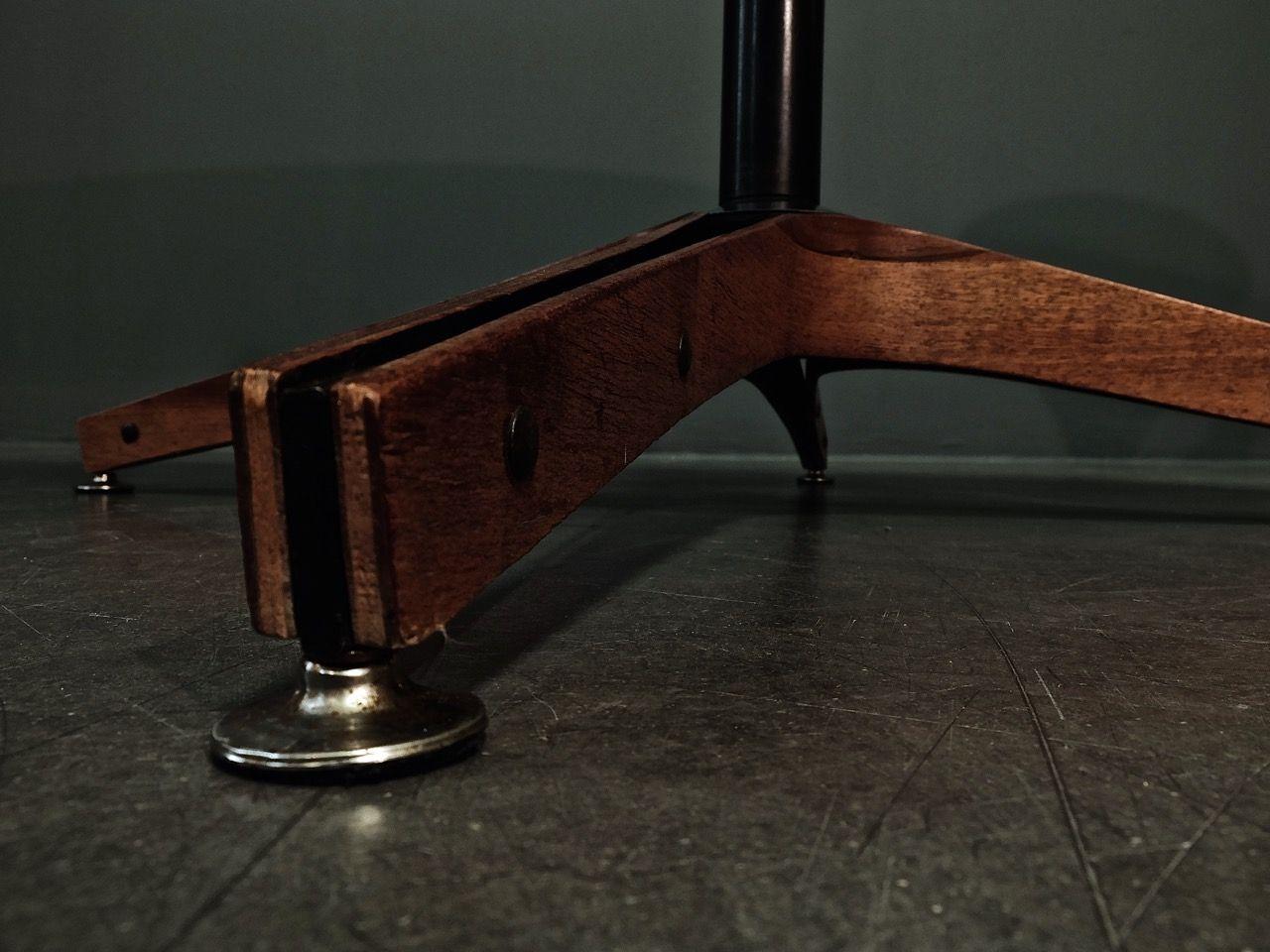 Esstisch aus eichenholz von george muhlhouser f r plycraft - Esstisch verspiegelt ...