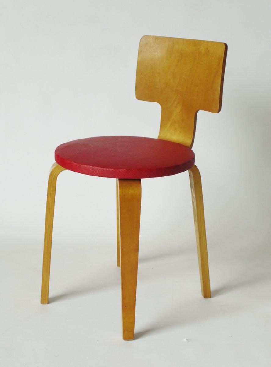 modell 519 tisch st hle hocker von cor alons f r de boer 1950er bei pamono kaufen. Black Bedroom Furniture Sets. Home Design Ideas