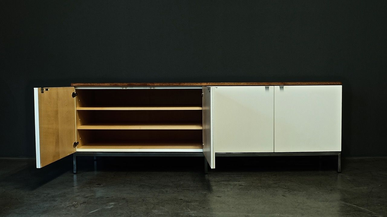 executive office design line sideboard by florence knoll