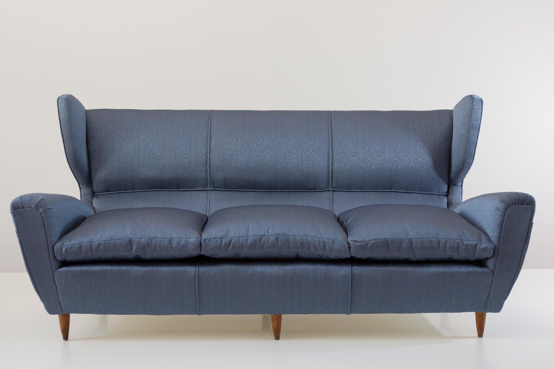 Drei Sitzer Ohrensessel Sofa Von Paolo Buffa Bei Pamono Kaufen