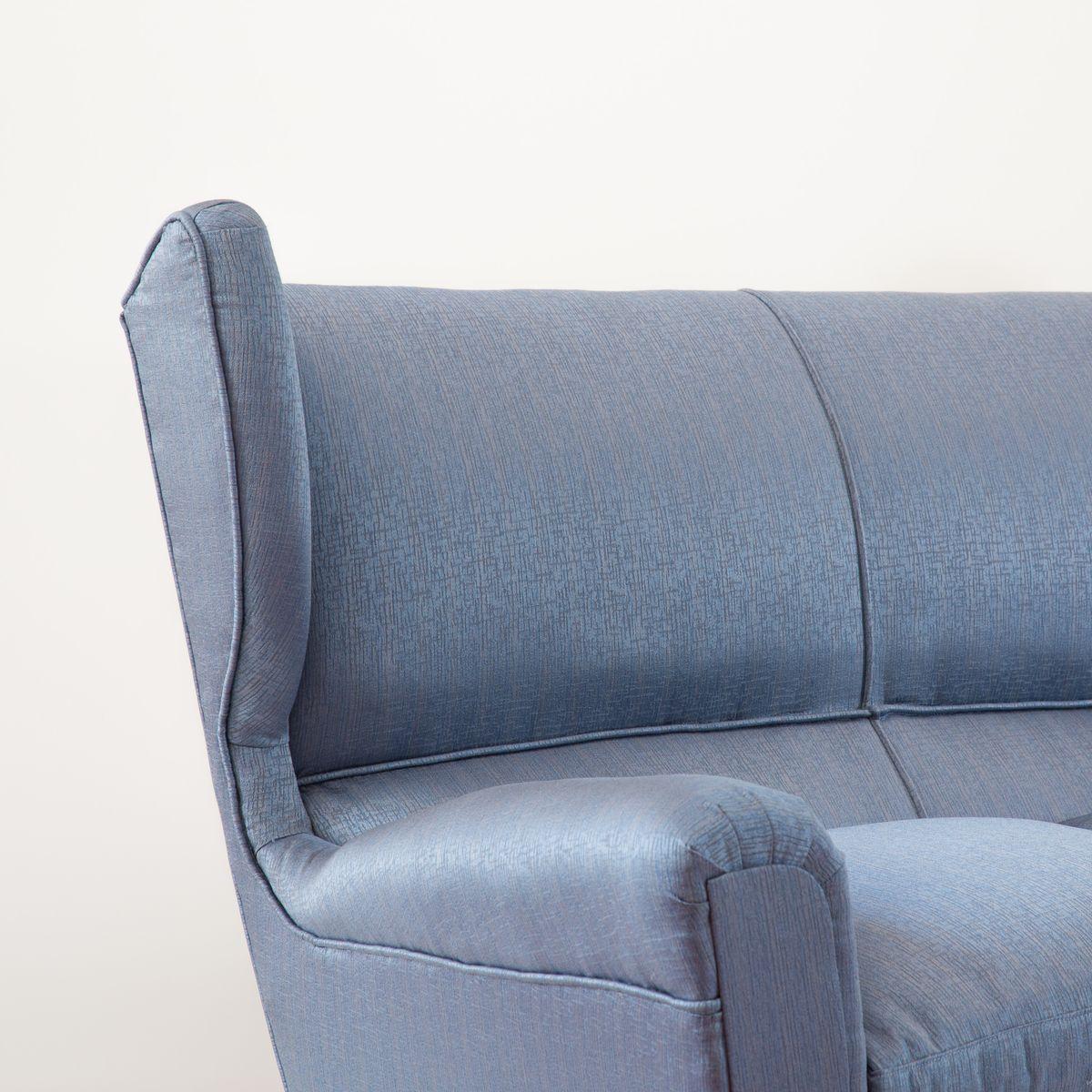 Drei sitzer ohrensessel sofa von paolo buffa bei pamono kaufen for Sofa ohrensessel