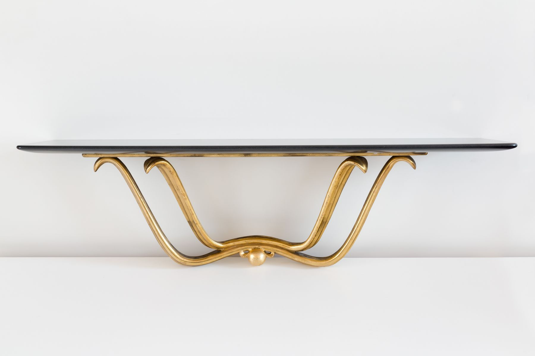 Floating Wall Console by Osvaldo Borsani 1950s for sale at Pamono