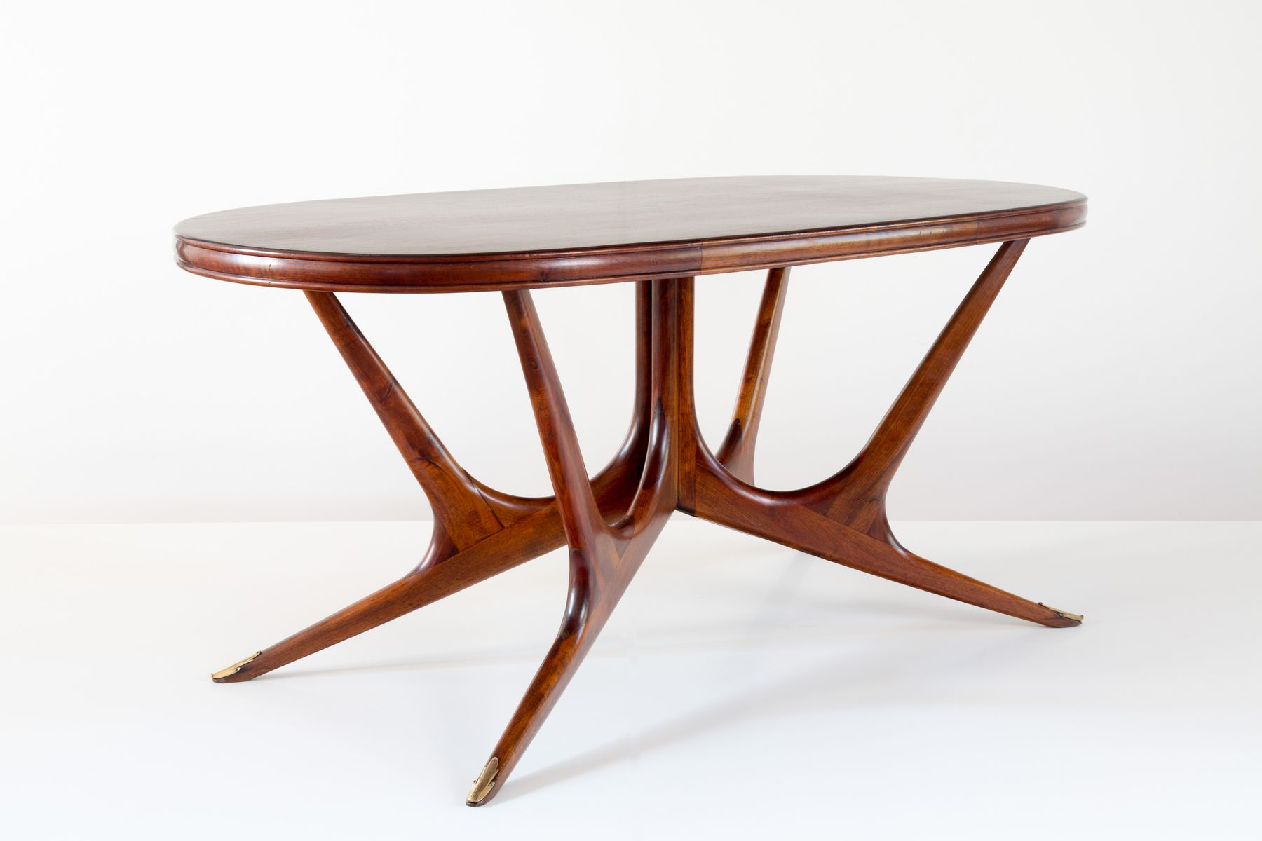 Sculptural italian dining table 1940s for sale at pamono for Italian dining table