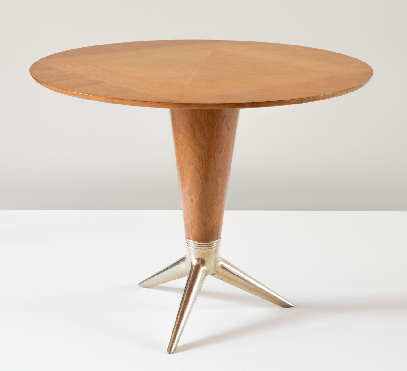 Dinette table by gio ponti for arredamenti isa bergamo for for Isa arredamenti
