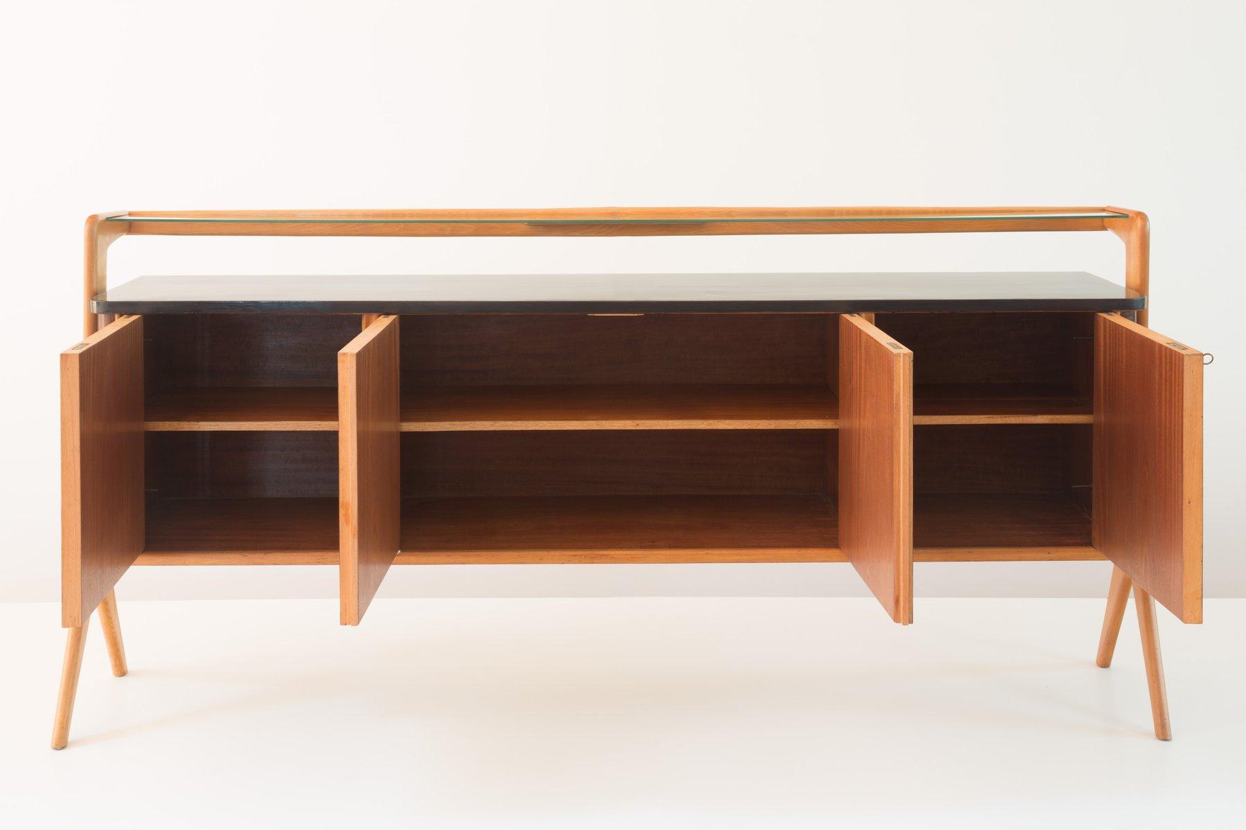 Maple sideboard by vittorio dassi for dassi mobili moderni - Mobili buffet moderni ...