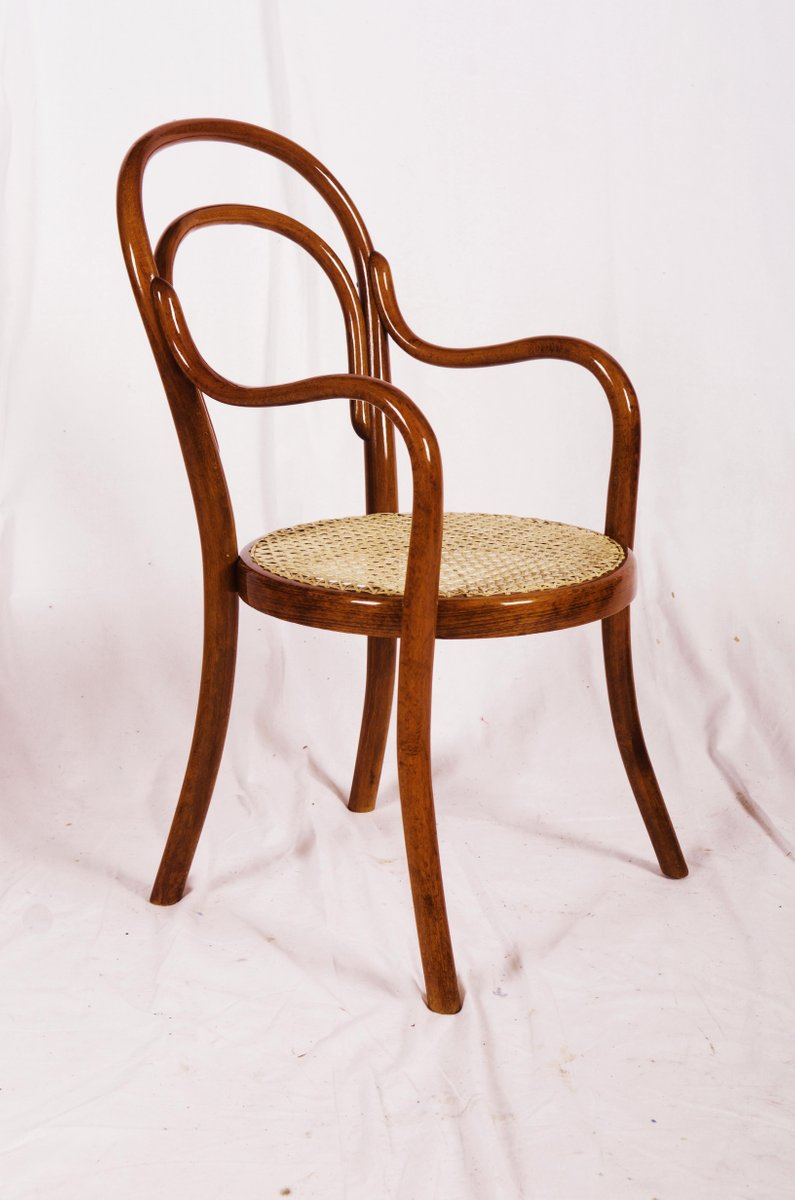 vintage no 1 bentwood chair from thonet