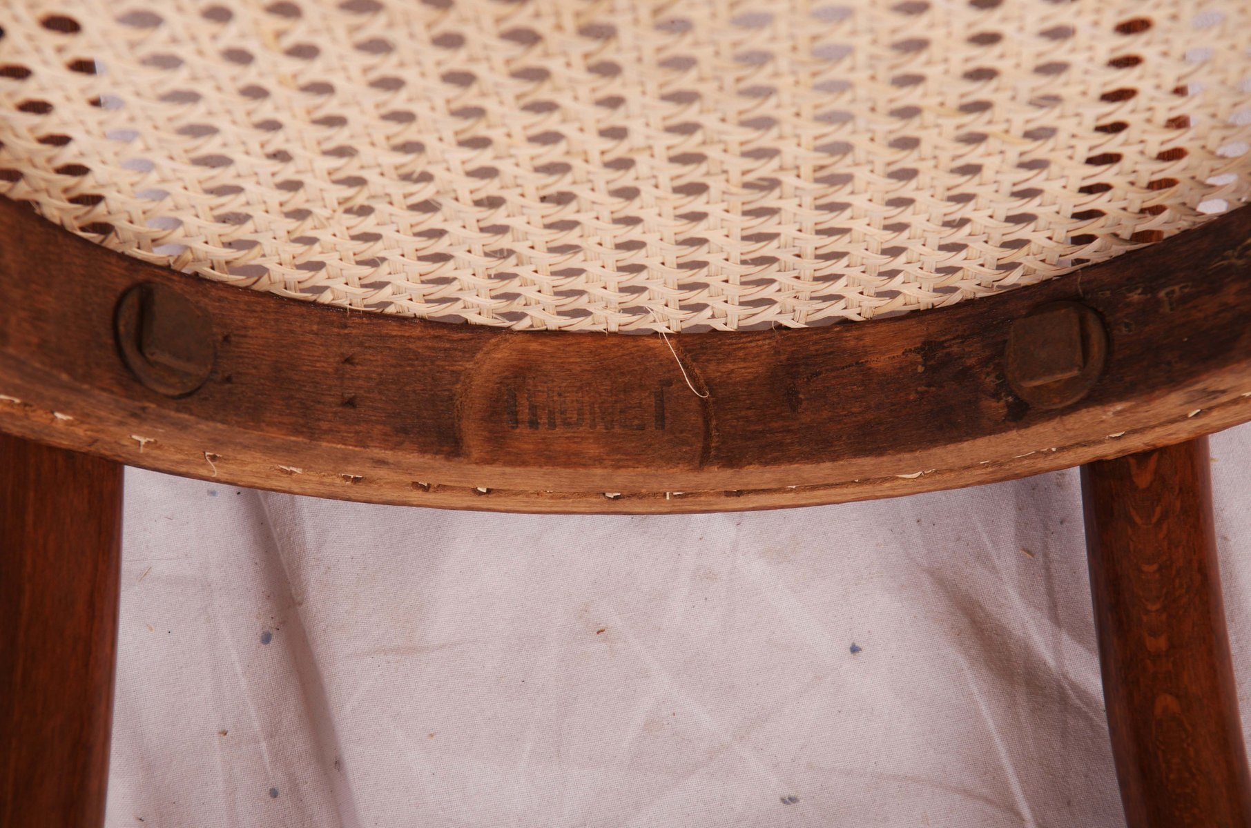 Vintage No 1 Bentwood Children s Chair from Thonet for sale at Pamono