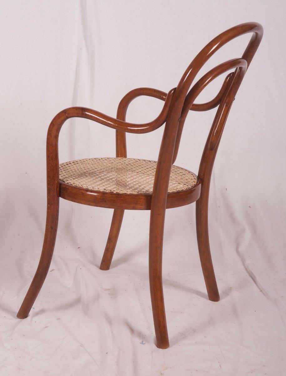 chaise d 39 enfants mod le 1 vintage en bois courb de thonet en vente sur pamono. Black Bedroom Furniture Sets. Home Design Ideas