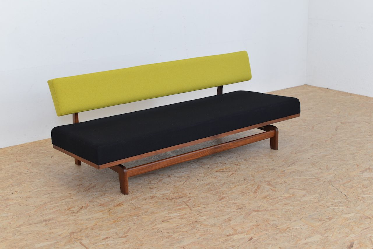 Black And Yellow Sofa Bed From Wilkhahn For Sale At Pamono