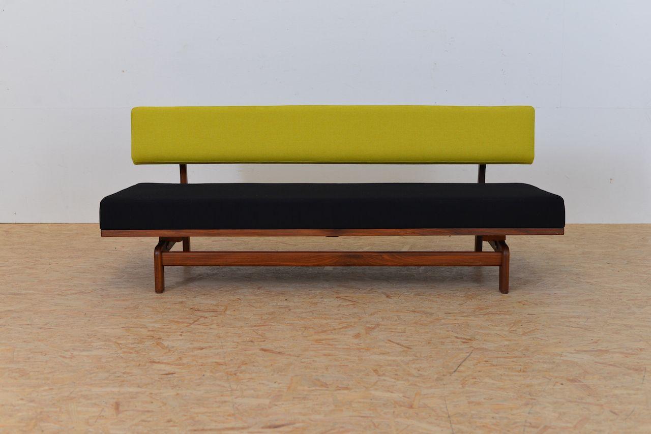 Schlafsofa in schwarz gelb von wilkhahn bei pamono kaufen for Schlafsofa englisch