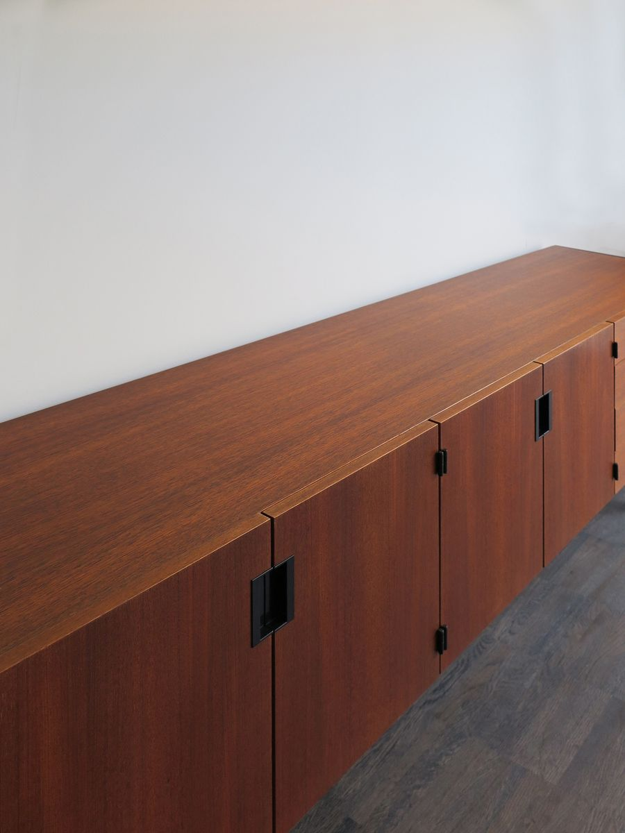 japanese series teak sideboard by cees braakman for pastoe for